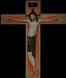 Icon of Crucifix