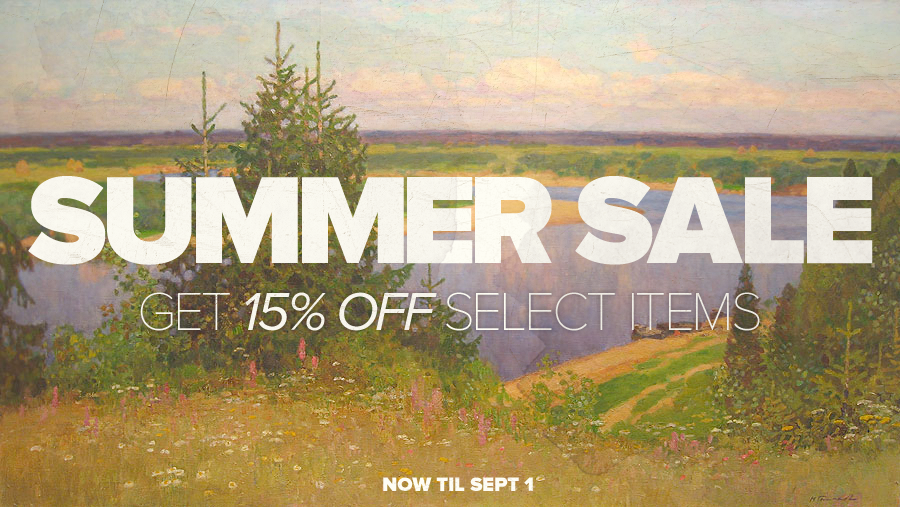 Summer Sale! Get 15% off select items!