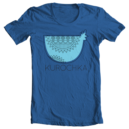 Kurochka Logo Tshirt