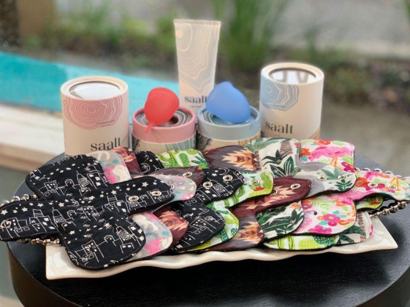 menstrual cup menstrual pad Mockingbird Apothecary