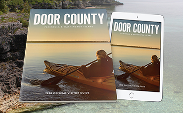 2018 Official Door County Visitor Guide