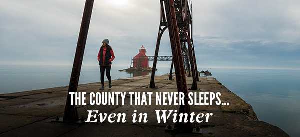 The County that Never Sleeps...Even in Winter