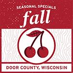 Seasonal Specials for Fall