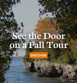 See the Door on a Fall Tour