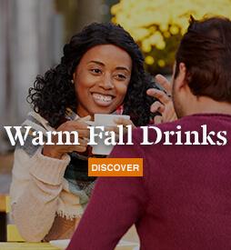 Warm Fall Drinks