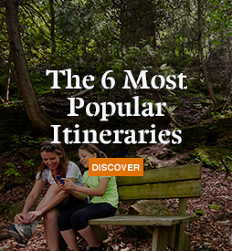 6 Most Popular Itineraries - Discover