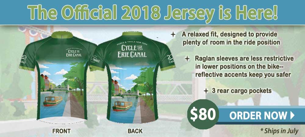 2018 Cycling Jersey