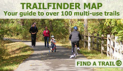 TrailFinder Map--Find a Trail