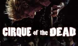 Cirque of the Dead Ticket Link