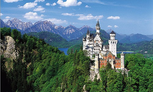 Neuschwanstein Bike Tour