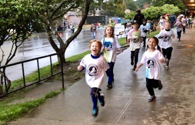 Westhill Elementary PTSA Walk-a-Thon 2018