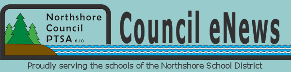 Northshore Council PTSA 6.10 - Council eNews