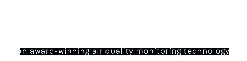 Airthinx - an award-winning air quality monitoring technology