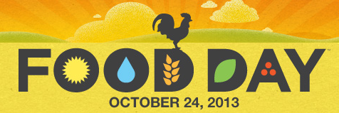 Food Day October 24th