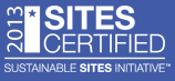 Sustainable Sites Certified