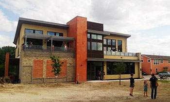 SFC's new building