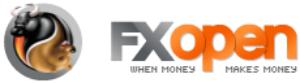 FXOpen UK Logo