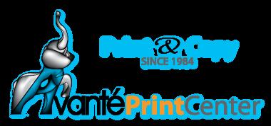 Avante Print Center Logo