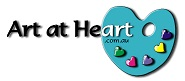 Art at Heart logo