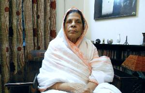 [Photo: Nurun Nahar migrated from Murshidabad to Dhaka]