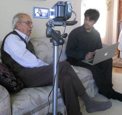 Image from interview with Dr. Waheed Siddiqee