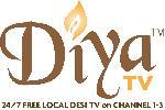 [Logo Image: Diya TV]