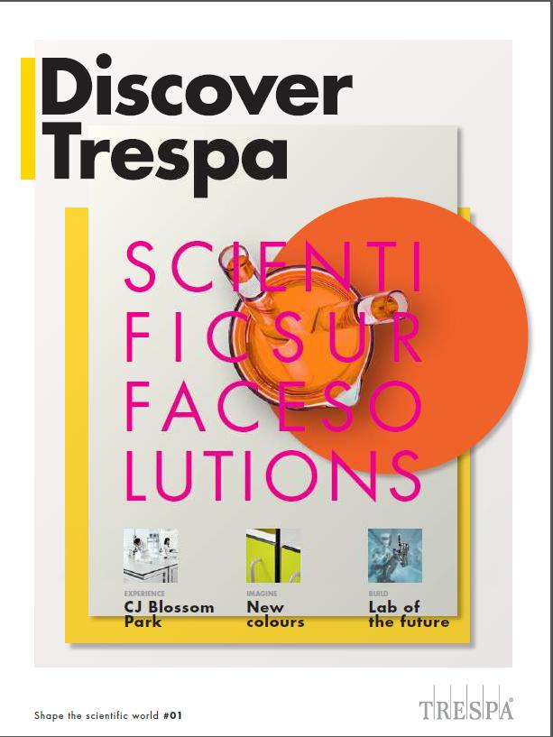 Discover Trespa Magazine