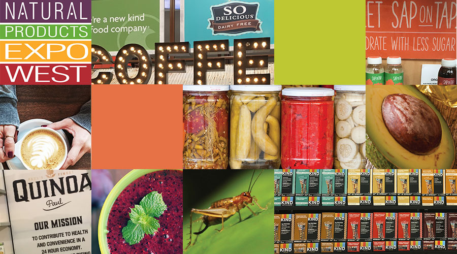 Natural Products Expo West 2016