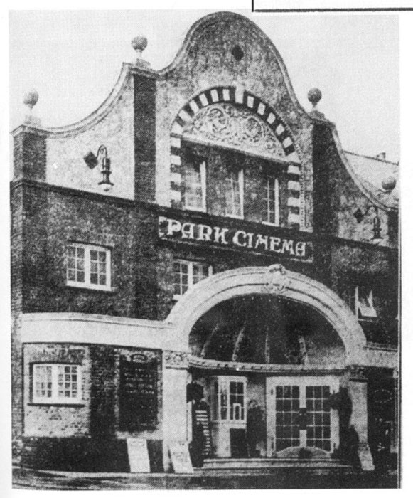 Park Cinema 1913