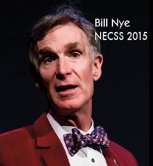 Bill Nye at NECSS 2015