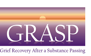 GRASP Grief Recovery After a Substance Passing logo