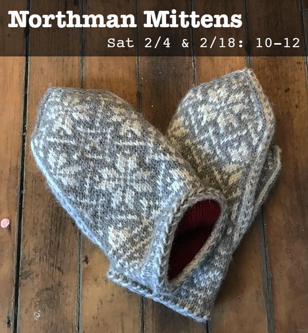 northman mittens