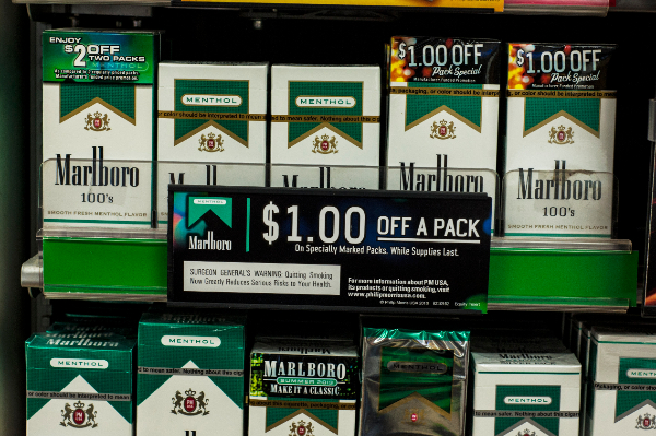 Cigarette Price Discounts