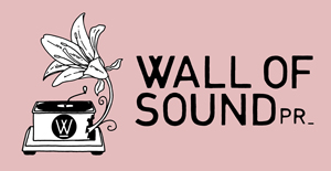 Wall of Sound PR - gramaphone logo