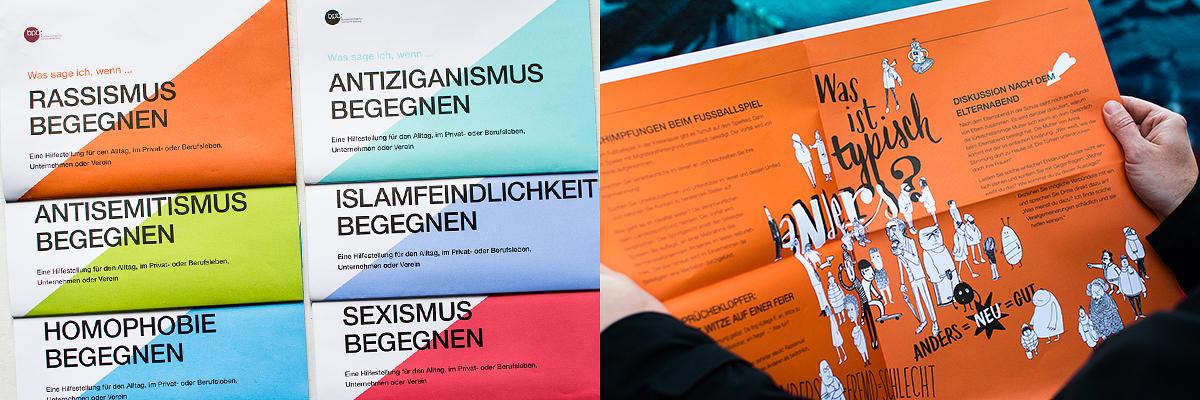 Wandzeitungen der bpb, praktische Hilfestellung für Demokratiearbeit vor Ort