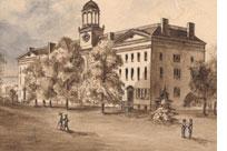 King's College circa 1776