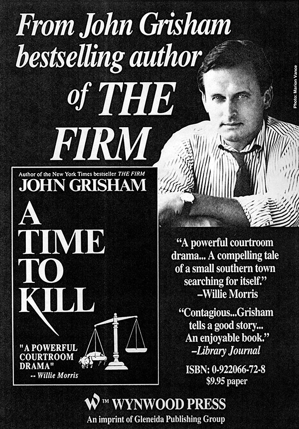 John Grisham — A Time To Kill