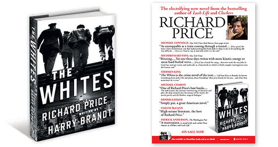 Richard Price - The Whites - New York Times
