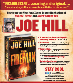 The Fireman by Joe Hill — New York Times Review of Books