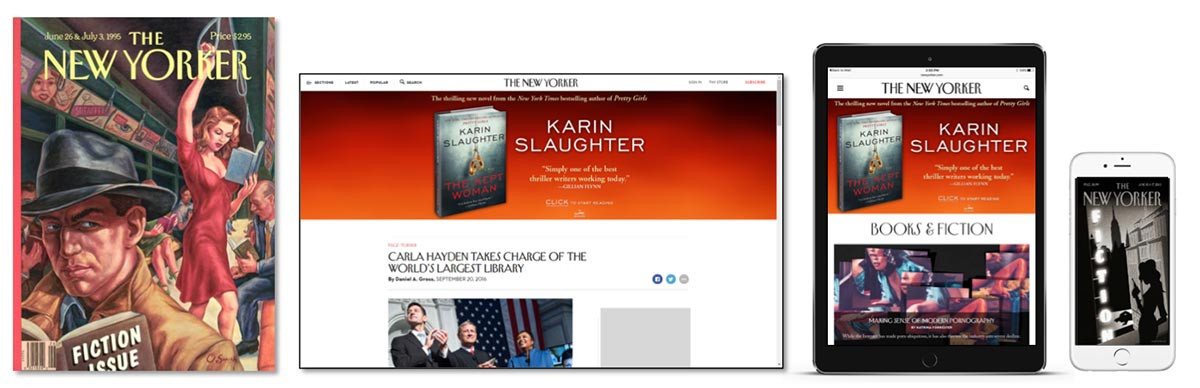 The Kept Woman - Karin Slaughter - The New Yorker