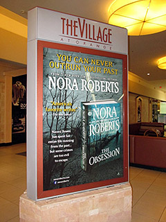 Nora Roberts — The Obsession