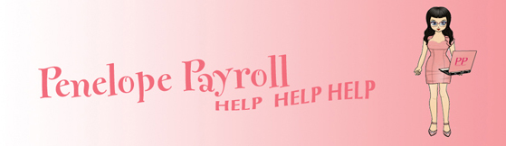 News from Penelope Payroll