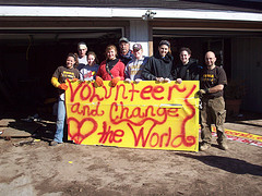 Volunteer and Change the World