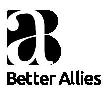 Better Allies logo