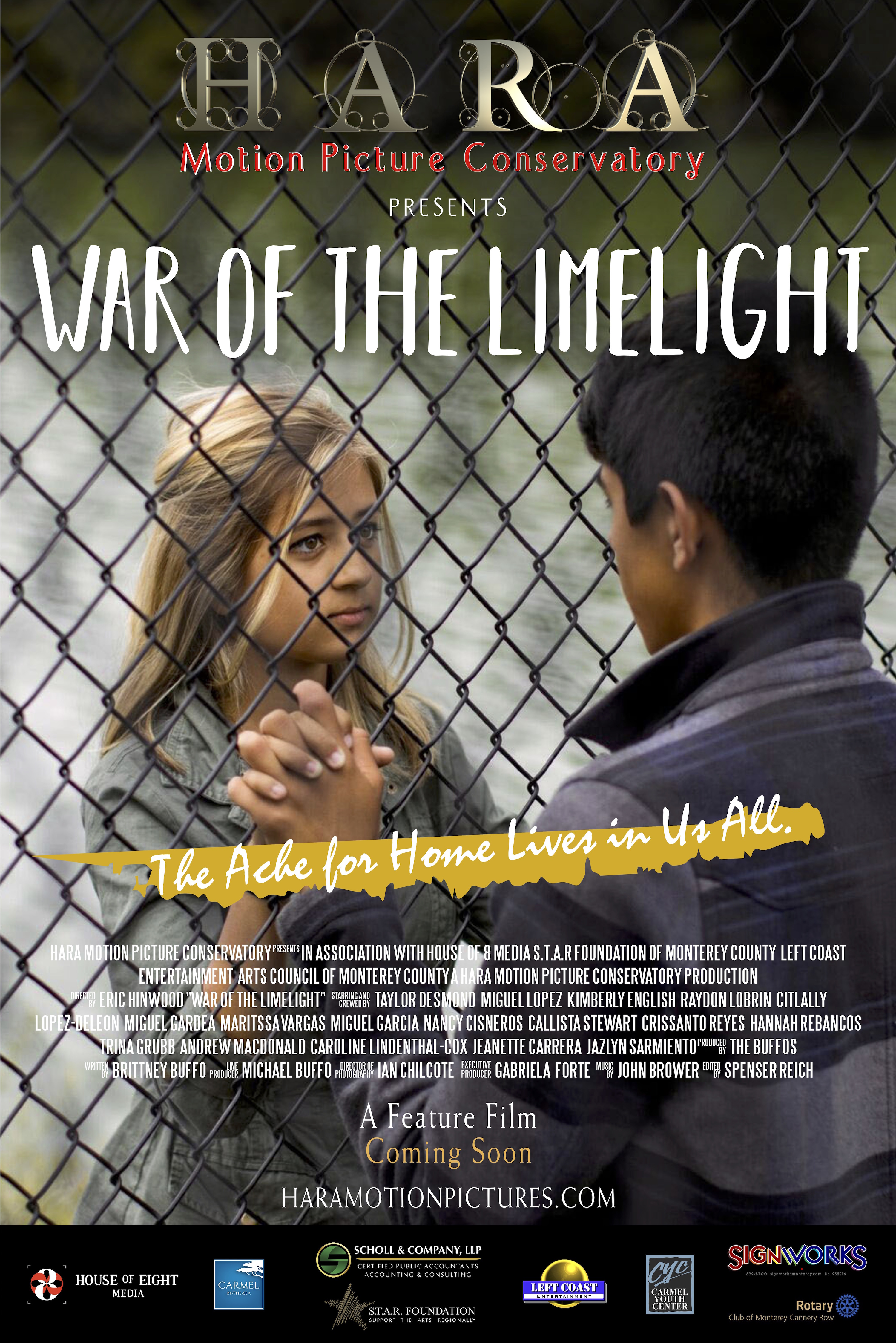 War of the Limelight