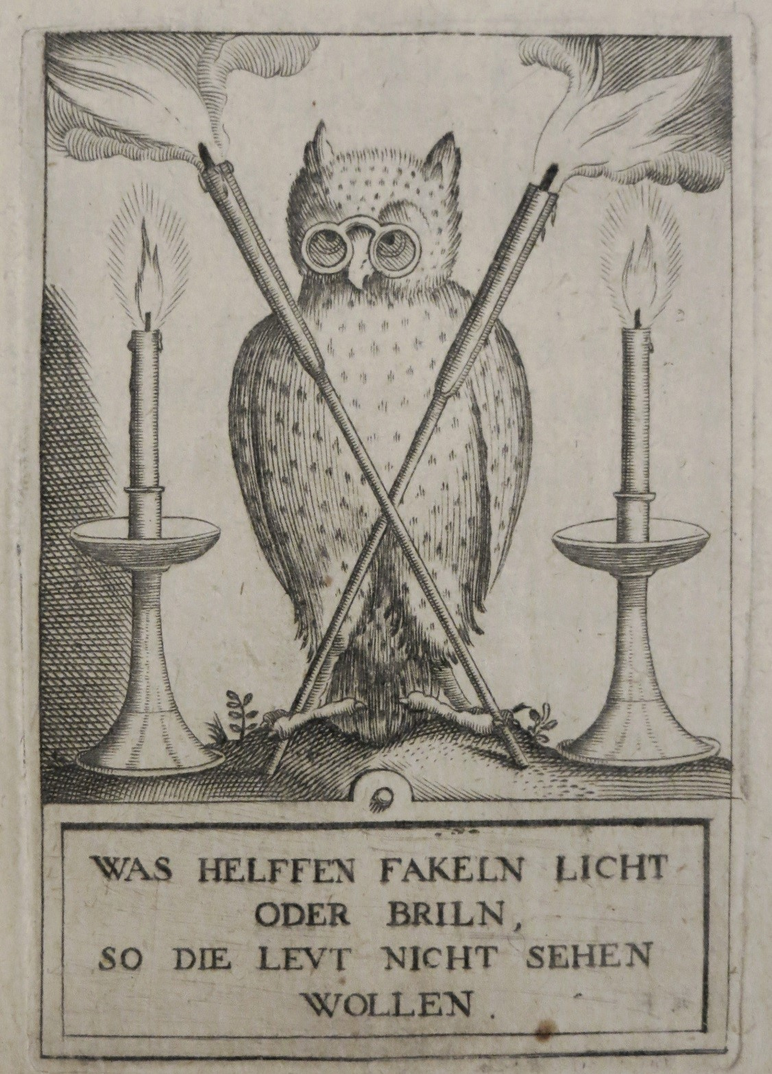 Owl illustration from [A68.7/K52]