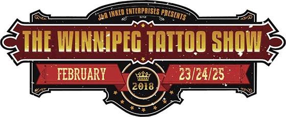 The Winnipeg Tattoo Show. February 23/24/25