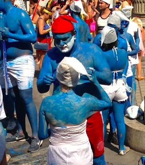 Martin Krengel - Leben als digitaler Nomade – Karneval in Rio
