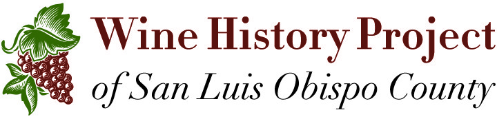WINE HISTORY PROJECT WEBSITE