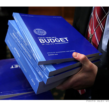 2013 Budget Appropriations